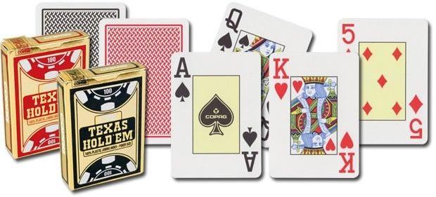 kartu poker standart internasional